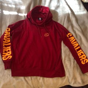 NBA Cleveland Cavs Sweatshirt